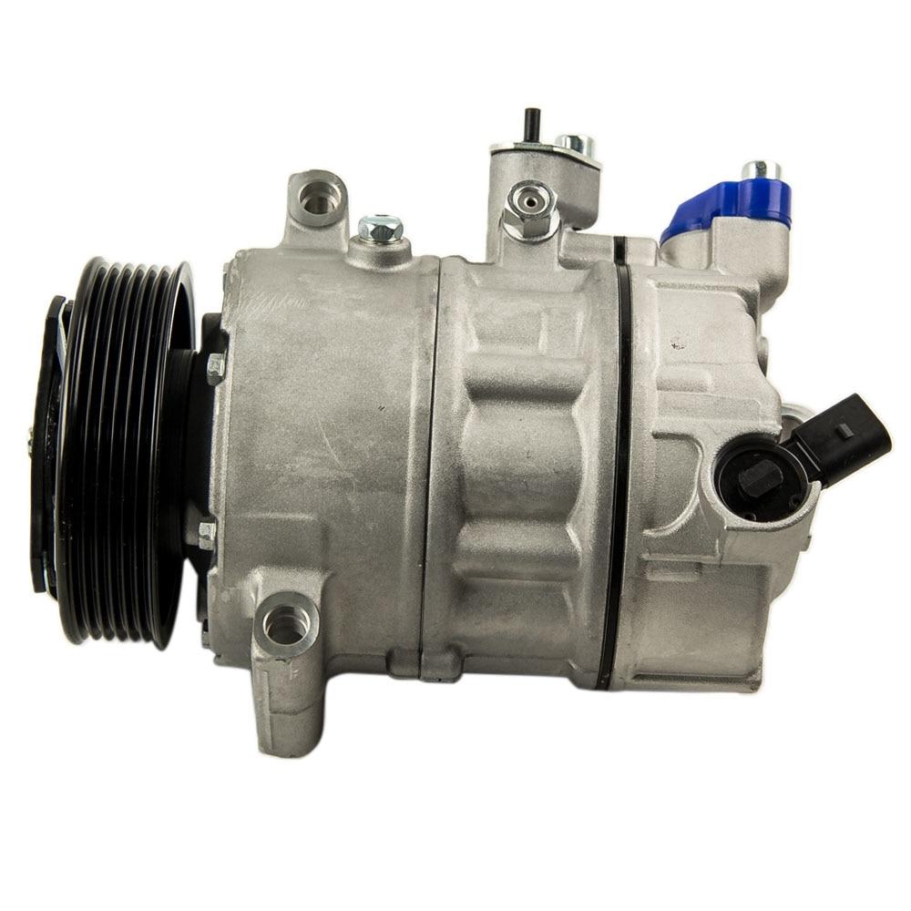 Air conditioning compressor For AUDI A3 1.2 1.4 1.6 1.8 1.9 TSi 1K0820803J Air con Compressor 10-15 for Volkswagen Jetta 2.0L rambach volkswagen jetta v 1 4 tsi 122 л с
