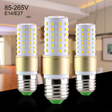 E27 E14 SMD2835 LED Lamp 5W 7W 10W Bulb Bombillas 120V 220V For Home Indoor Art Lights Cold White / Warm White / Natural White(China)