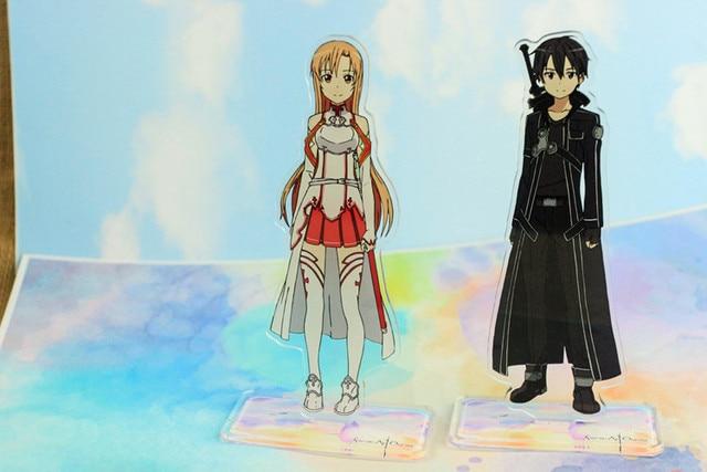 Акриловые аниме фигурки Мастер меча онлайн 5