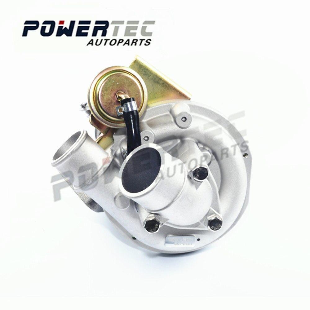 Chargeur équilibré turbo complet turbine HT12-19B HT12-19D pour Nissan Navara ZD30 1997-2004 HT12 nouveau 14411-9S000 047-229 047-663