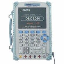 Hantek DSO8060 Ручной цифровой осциллограф 2CH 60 МГц мультиметр/анализатор спектра/генератор сигналов/счетчик Freq все в одном