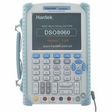 Hantek DSO8060 osciloscopio Digital de mano 2CH 60 MHz multímetro/analizador de espectro/generador de forma de onda/contador Freq todo en uno