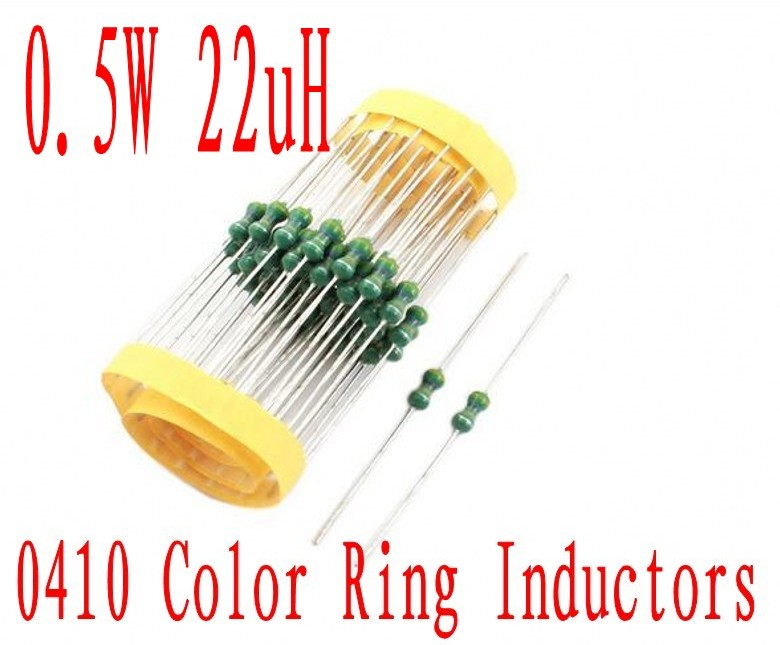 10 x 1//2W 150uH Inductor Pack of 10 *Free shipping //w other items*