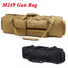 Multi-functional Airsoft Paintball Gun Holster Nylon Tactical Rifle Bag Outdoor Hunting Carry Shoulder About 96cm