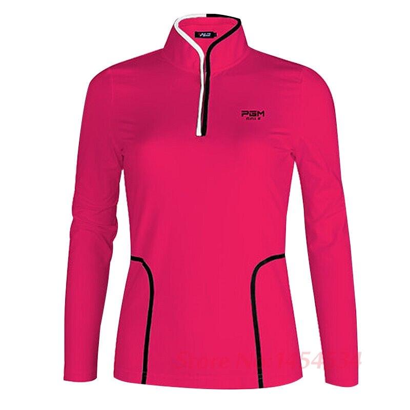 Marque De Mode Filles Chemise De Golf Femmes Printemps Automne À Séchage Rapide À Manches Longues Vêtements TT Conception Chemises Vêtements De Golf Trainning Chemises