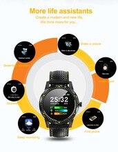 For android iphone IOS phone SKY 1 Smart Watch Men IP68 Waterproof Activity Tracker Fitness Tracker Smartwatch Clock BRIM