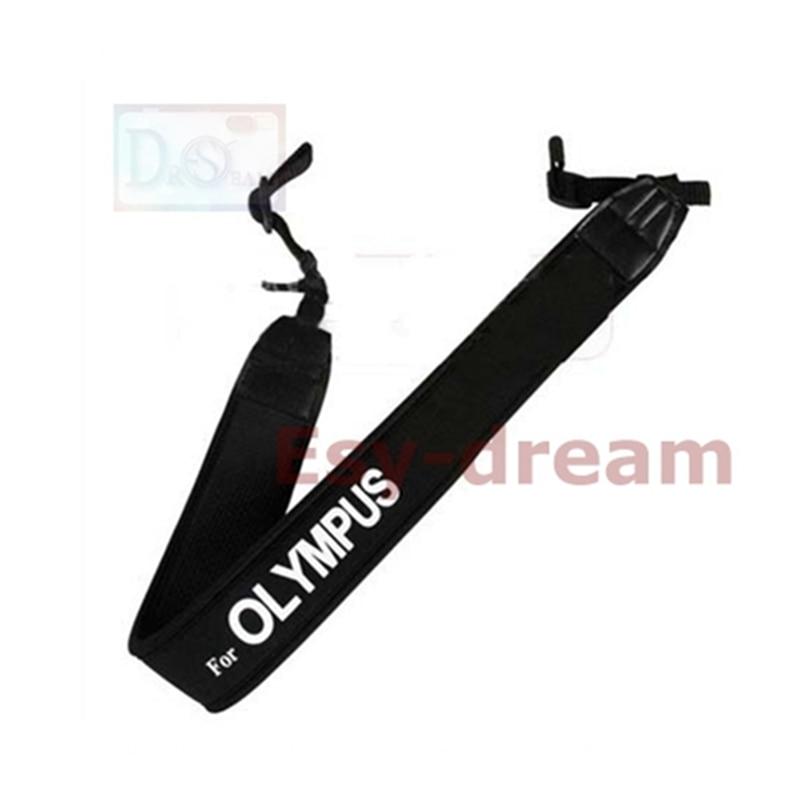 Neoprene Neck Strap For Olympus Camera E-M1 E-M5 E-M10 Mark II E-P5 E-PL6 E-P3 E-PL5 E-PL7 E-P2 PEN-F E520 E510 E420 E410 E3 E5