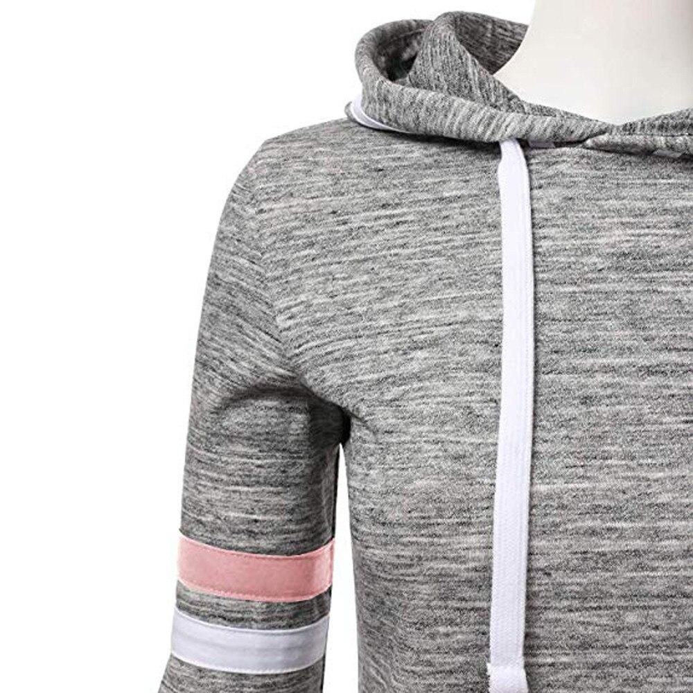 Cut Avocado Long Sleeve Black Cotton Hooded Sweatshirt Minimalist Sportswear