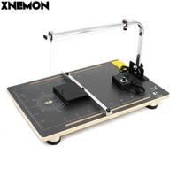 XNEMON HT 1 Temp Adjustable 220V Foam Cutting Machine Cutting Foams, Sponge, Pearl Cotton, KT Board DIY Styrofoam Polystyrene