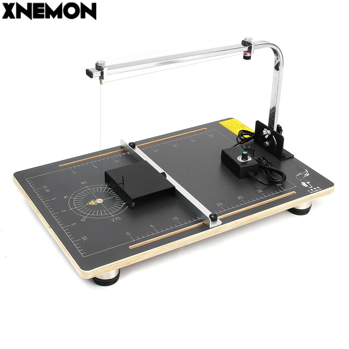 xnemon ht-1 temp einstellbare 220 v schaum schneidemaschine