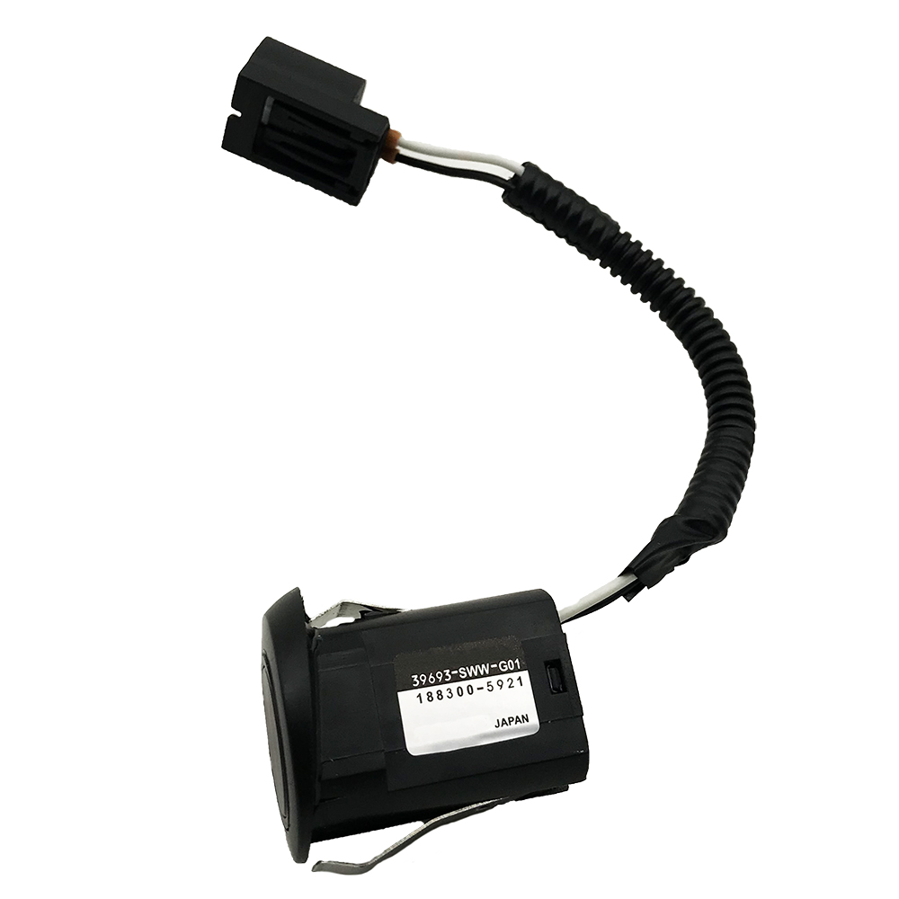 Original NEW For Sensor Parking Honda 39693SWWG01 39693-SWW-G01 untuk CRV warna hitam Sensor Auto sensor ltrasonic