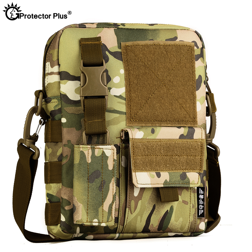 Helpful Waterproof Nylon Tactical Mens Messenger Bag Military Backpack Rucksack Cross Body Shoulder Handbag Bag Outdoor Travel Bags Sports & Entertainment Climbing Bags