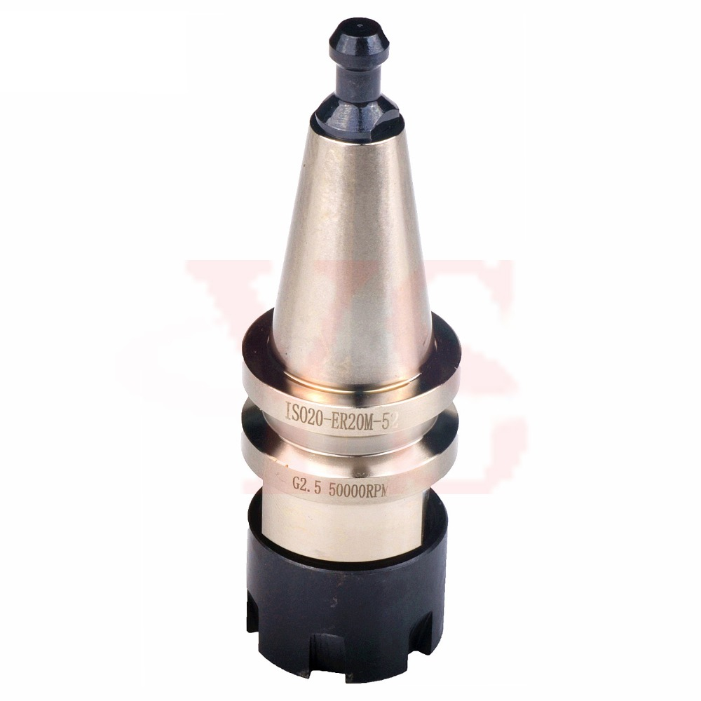 Precision ISO20 ER20 52 G2.5 50000rpm M Collet Chuck holder For HAAS Machine