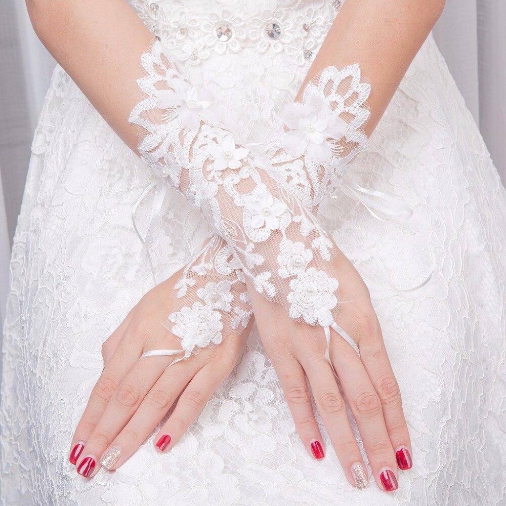 сопроводили фото коротких свадебных перчаток окончания школы