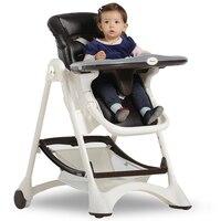 Складной стул пластик металл столик для кормления малыша, Регулируемый Детское сиденье, портативный Cadeira Infantil, Cadeira ParaBebe