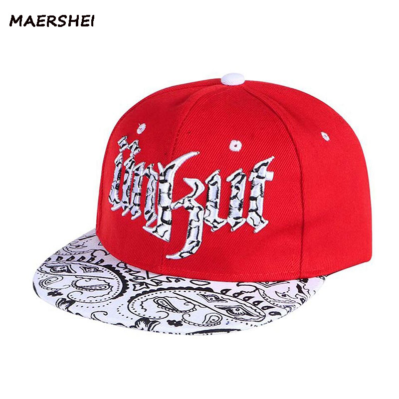 acf2678bcf810 MAERSHEI Snapback Hat Women Baseball Cap Bone Bad Boy Snakeskin Stria  Wholesale Flat Brimmed Hats Women Men s Hip Hop Cap Swag G-in Baseball Caps  from ...