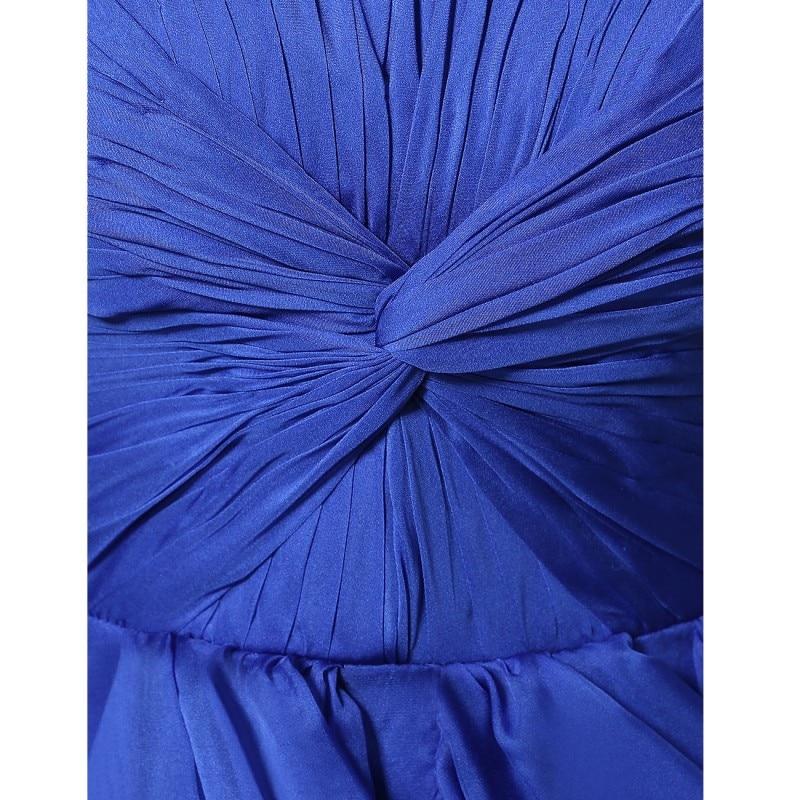 Večernja haljina 2018 SoDigne Vestidos De Formatura Azul Hot Prodaja - Haljina za posebne prigode - Foto 4