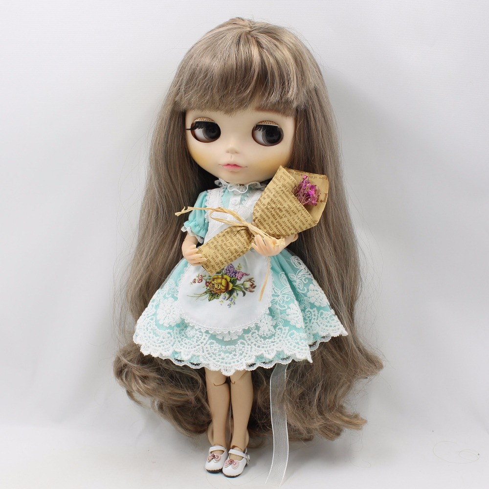 Neo Blythe Doll Apron Clothes 1