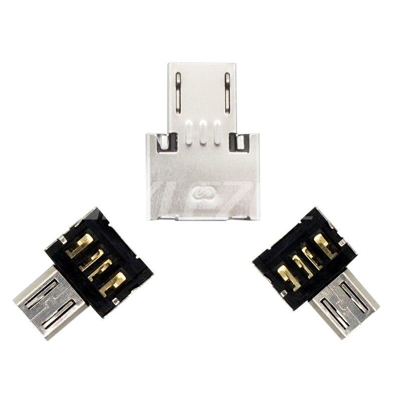SR 2in1 USB OTG картридер + Micro USB к USB OTG адаптер converner для Android мобильного телефона Планшеты ноутбука tfsd читатель из 2 предметов/1 лот