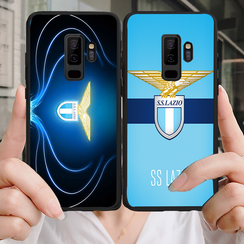 Yinuoda Phone Case For Lazio Milinkovic Savic Samsung Galaxy Shell Note4 9 A7 A8 2018 A9 Black Soft TPU For J2 J4 J6 J7 Note5 in Half wrapped Cases from Cellphones Telecommunications