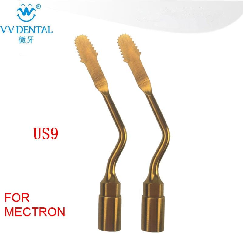 2PCS US9 dental surgery tip for MECTRON PIEZOSURGERY