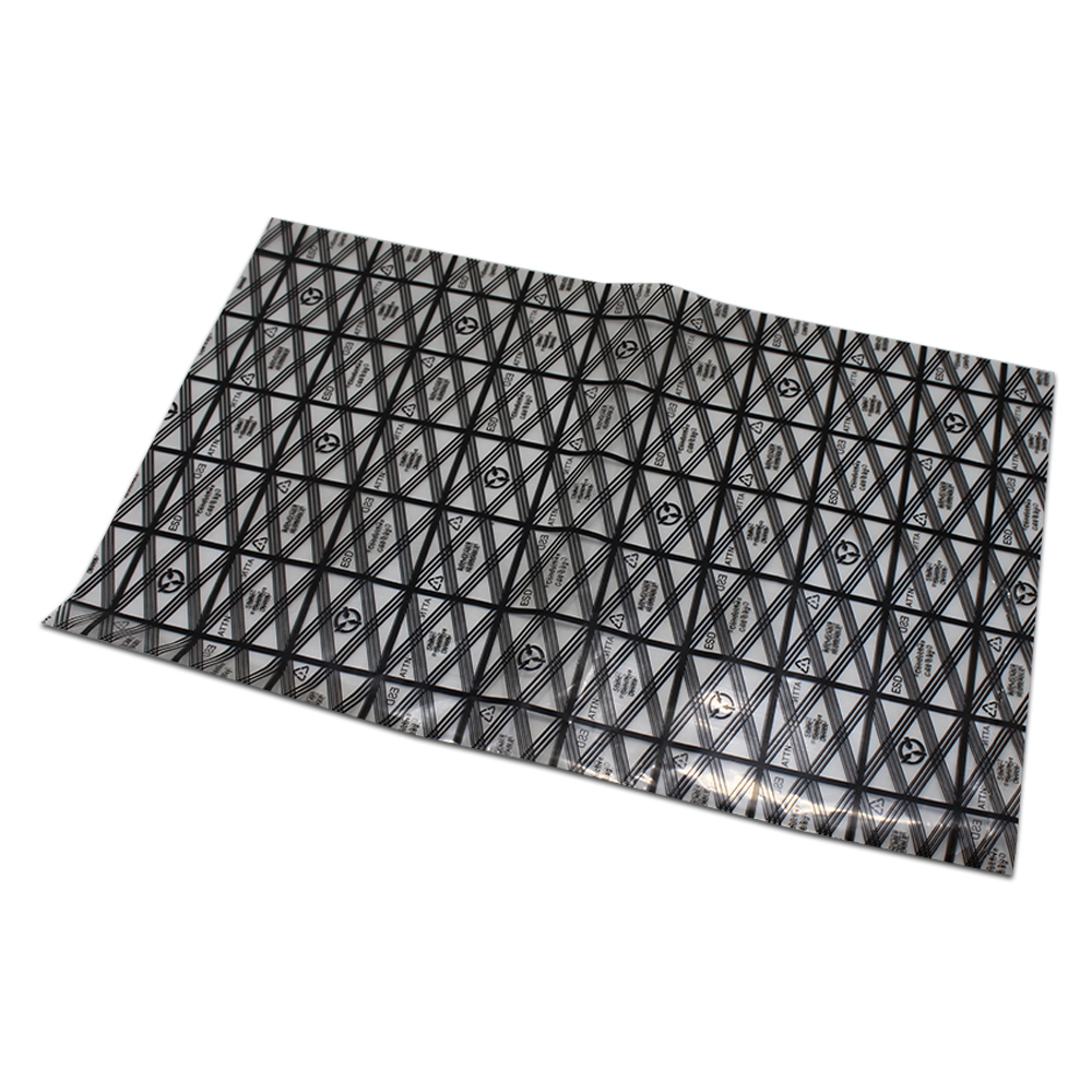 DHL 11 Sizes Grid Open Top ESD Anti-static Shielding Plastic Bag Electronic Instrument Packaging Antistatic Bag Storage PouchDHL 11 Sizes Grid Open Top ESD Anti-static Shielding Plastic Bag Electronic Instrument Packaging Antistatic Bag Storage Pouch