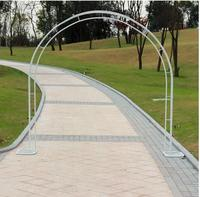 Wholesale price 3 PCS NEW Arch Shelf Iron Art Detachable Flower Door Frame Wedding Party Opening Cherry Arch Event Decoration