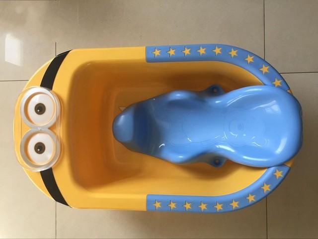 Bebê banheiras banho do bebê banheira infantil banheira espessamento grande barril banho