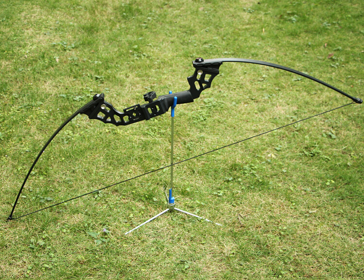 Fish hunting bow, bow fishing, hunting bow, high quality long bow archers Fitness hunting bow