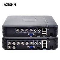 AHD 1080N 4CH 8CH CCTV DVR Mini DVR 5IN1 For CCTV Kit VGA HDMI Security System