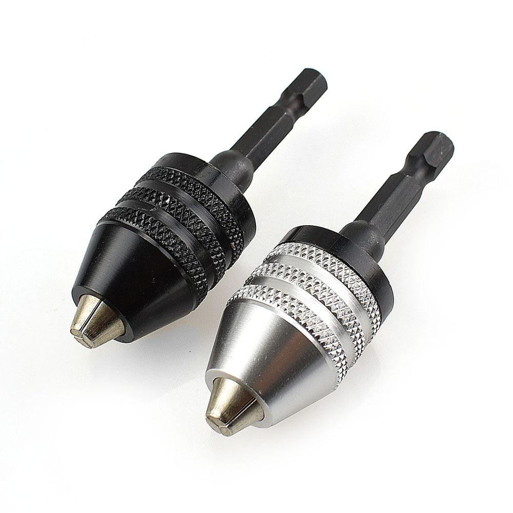 NEWACALOXi ümbertöötlemisriistade puurimine võtmeta padruniga - Elektritööriistade tarvikud - Foto 4