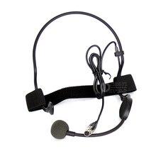 Профессиональный мини XLR 3 Pin TA3F головная гарнитура микрофон конденсаторный микрофон для Беспроводной Системы передатчик аудио караоке микшер