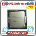 Оригинал для Intel Core i5 4690 Процессор 3.5 ГГц/6 МБ Cache/Quad Core/Socket LGA 1150/Quad-Core/Desktop I5-4690 ПРОЦЕССОРА