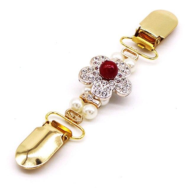 Women Clothing Dress Clip Duckbill Button Cardigan Tightening Clip Acces