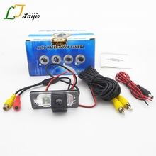 Laijie Car Rear View Camera For BMW X1 E84 / HD Wide Lens Angle / Night Vision Auto Reverse Parking Camera PAL NTSC