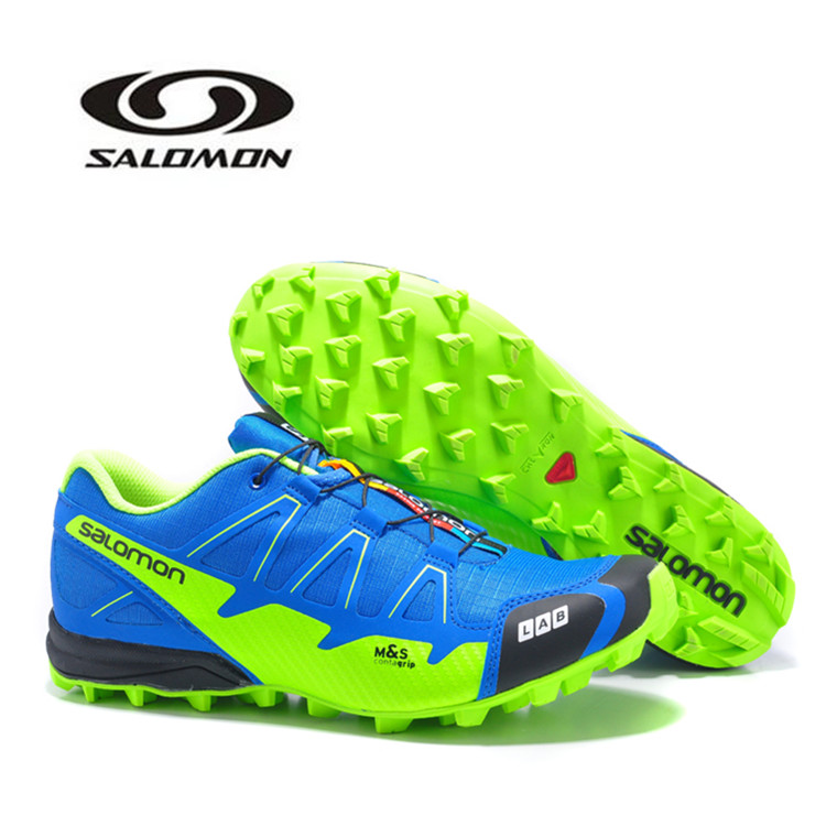 aec095c33f7b Free Shipping Salomon S LAB FELL CROSS 2 Outdoor Shoes for Men Breathable  Athletics Air Men Sneakers Running Shoes Eur 40 46-in Running Shoes from  Sports ...