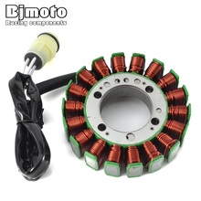 Motorcycle Generator Stator Coil Comp For Kawasaki 21003-0001 ZX-6RR Ninja 600 ZX-6R ZX636 Ninja 636 Z750 Z750S Z1000 ZR1000 цена