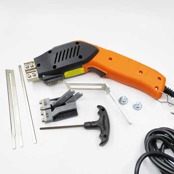Continuous Working Hot Cutter Slotting And Cutting Luxury Set Hot Knife With Aluminum Alloy Suitcase