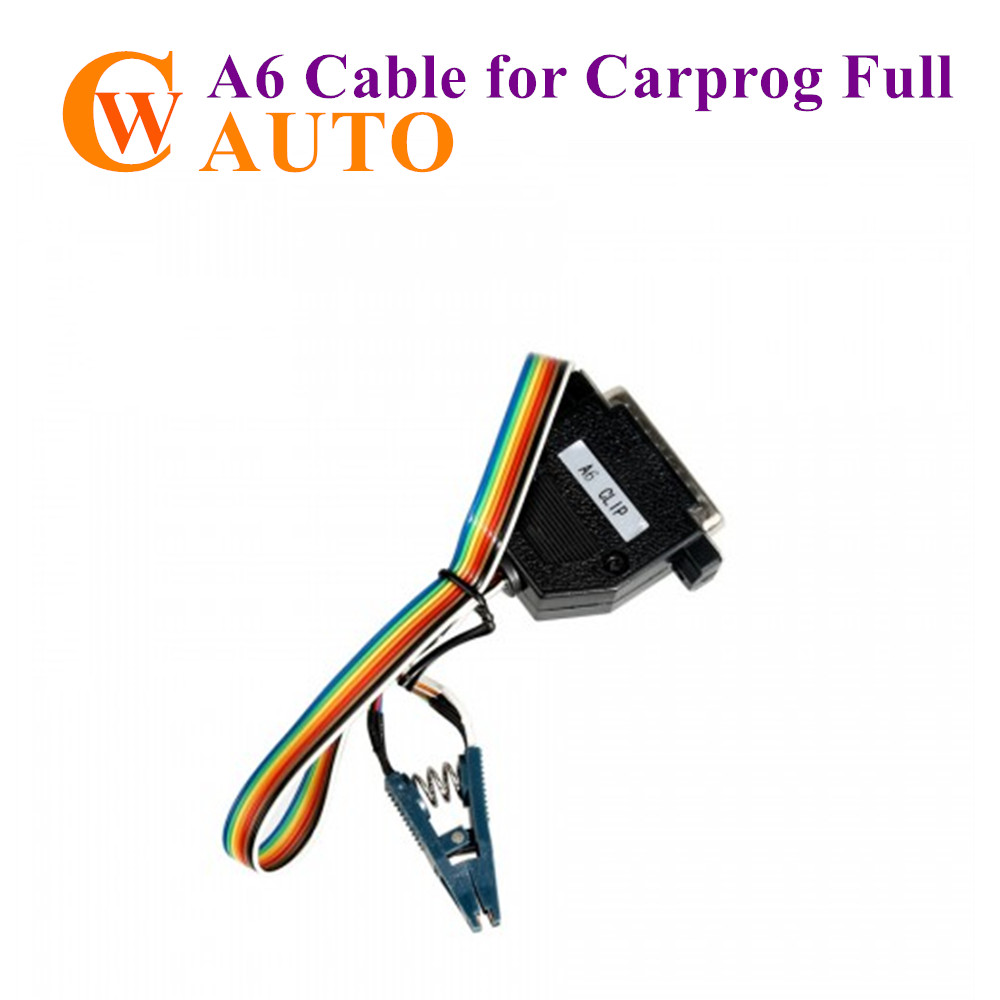 A6 Cable For Carprog FullAirbag Reset Tool Carprog Full A6 Cable