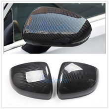 Door Mirror Overlay Rear View Cover 2013-2018 2019 For Mercedes Benz AMG A Class W176 W177 A45 A180 A200 A220 A250 Accessories