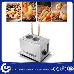 2 holes Stainless Steel stewed noodles stove