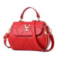 2018 новые модные женские Малый V стиль седло роскошные сумки через плечо для женщин известных брендов сумки через плечо дизайнер леди Луи