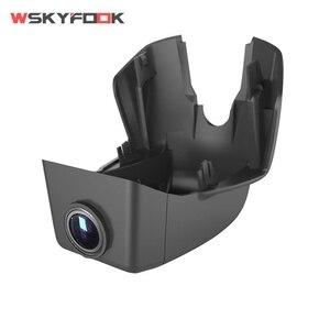 Image 3 - Caméra Dashcam, enregistreur vidéo pour voiture, Vision nocturne, wifi, DVR, pour Volvo XC90 2015 S90 V90 2016, 2017, XC60, 2018, 2019