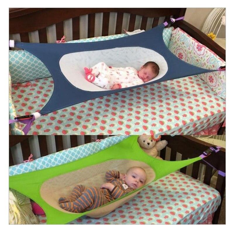 Портативный Малый колыбель в колыбели для новорожденного мягкий спальный Колыбель ...