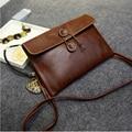 2017 Autum Winter Cross Body Bag Women Vintage Envelope Mailman Long handbag and Purse Small Evening Clutches 5 colors