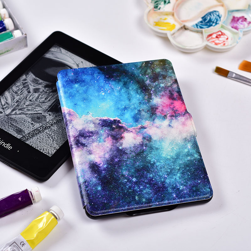 Case Cover for Kindle Paperwhite or Kindle voyage,smart case with auto sleep and wakeup function.