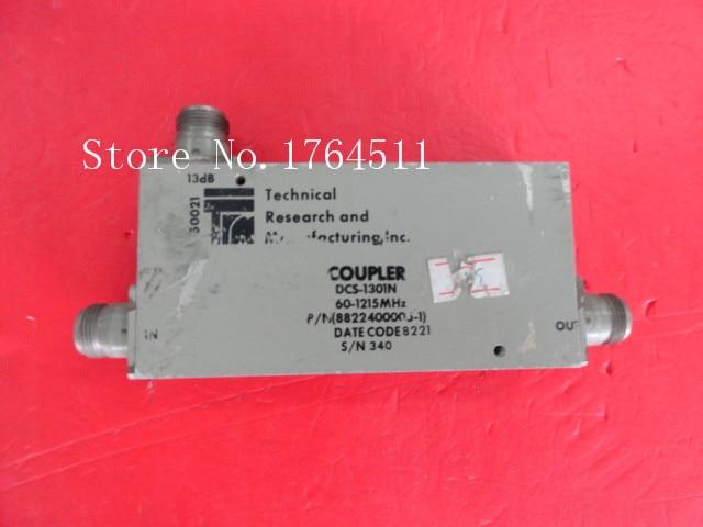 [BELLA] TRM DCS-1301N 60-1215MHz Coup:13dB N Supply Coupler