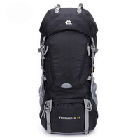 Free Knight 60l Outdoor Hiking Backpacks Rucksack Sport Backpack Travel Climbing Bags Waterproof Trekking Camping Backpack