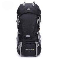 Free Knight 60l Outdoor Hiking Backpacks Rucksack Sport Backpack Travel Climbing Bags Waterproof Trekking Camping Backpack