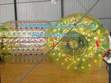 transparent water walking roller ball
